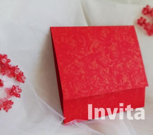 rosas-rojo-metalica Bond papel