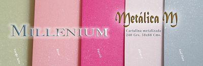 millenium colores Bond papel
