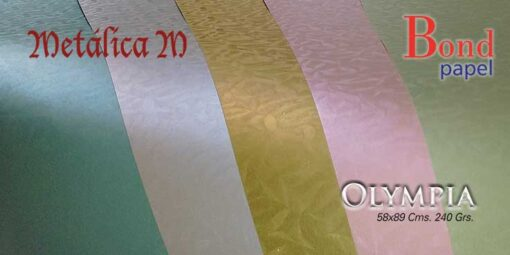 olympia-colores Bond papel