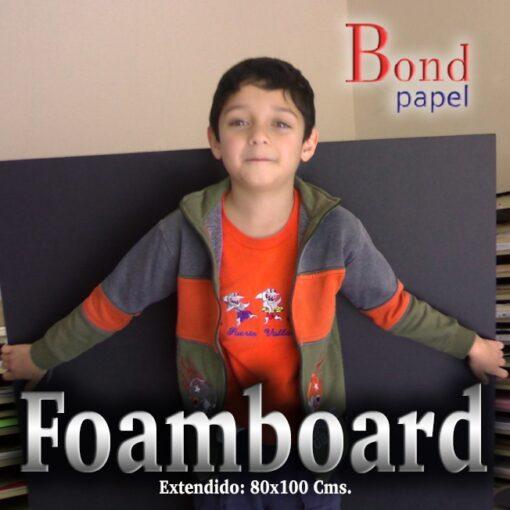 Foamboard Bond papel