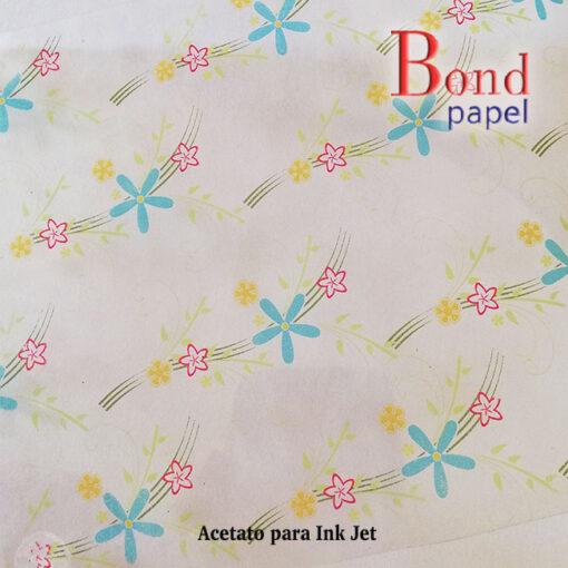 acetatos ink jet bond papel