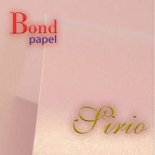 Sirio Bond papel