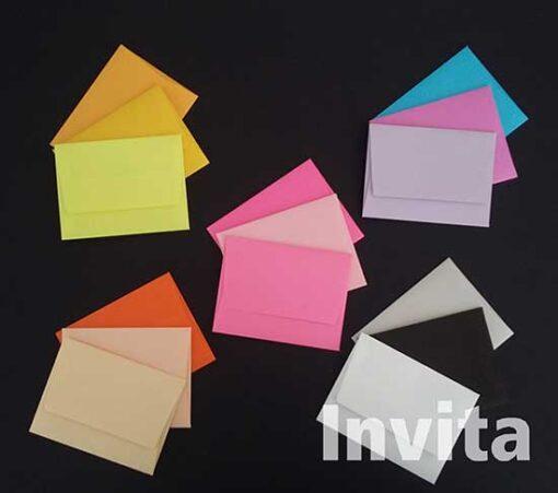 Sobres tarjeta 10 Bond papel