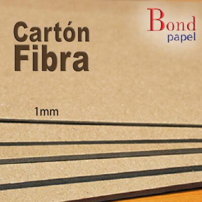 carton-fibra1mm Bond papel