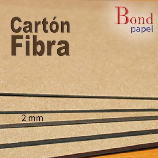 carton-fibra2mm Bond papel