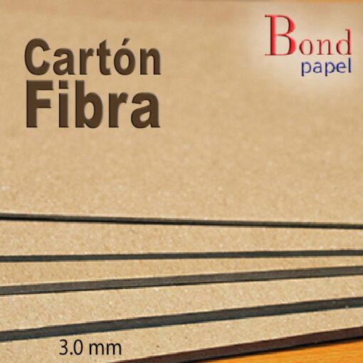 carton-fibra3mm Bond papel