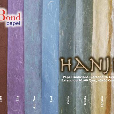 Hanji Bond papel