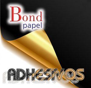 Adhesivos-Bondpapel