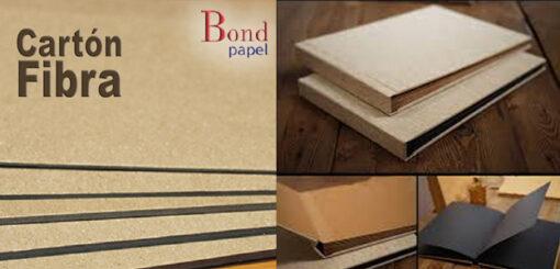 Carton fibra Bondpapel