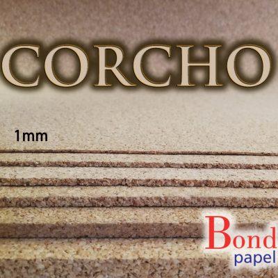 corcho 1mm Bond papel