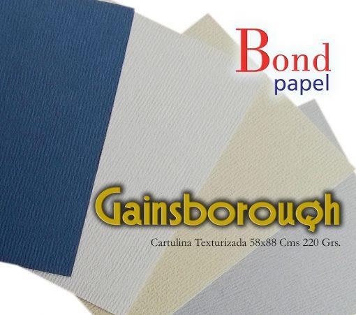 gainsborough Bond papel