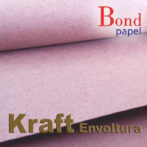 Kraft Envoltura Bondpapel