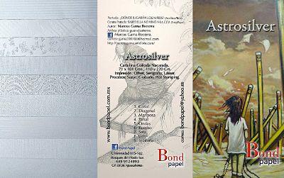 Papel y Cartulina Astrosilver Bondpapel