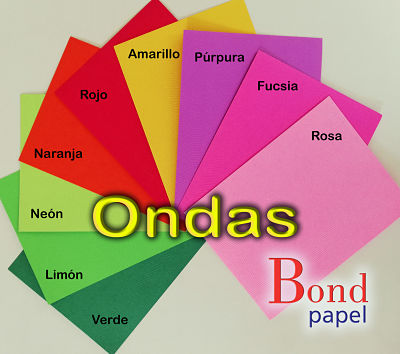 Ondas Bond papel