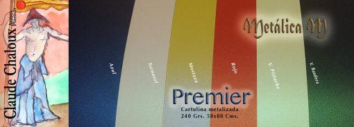 Premier-Metálica-M bondpapel