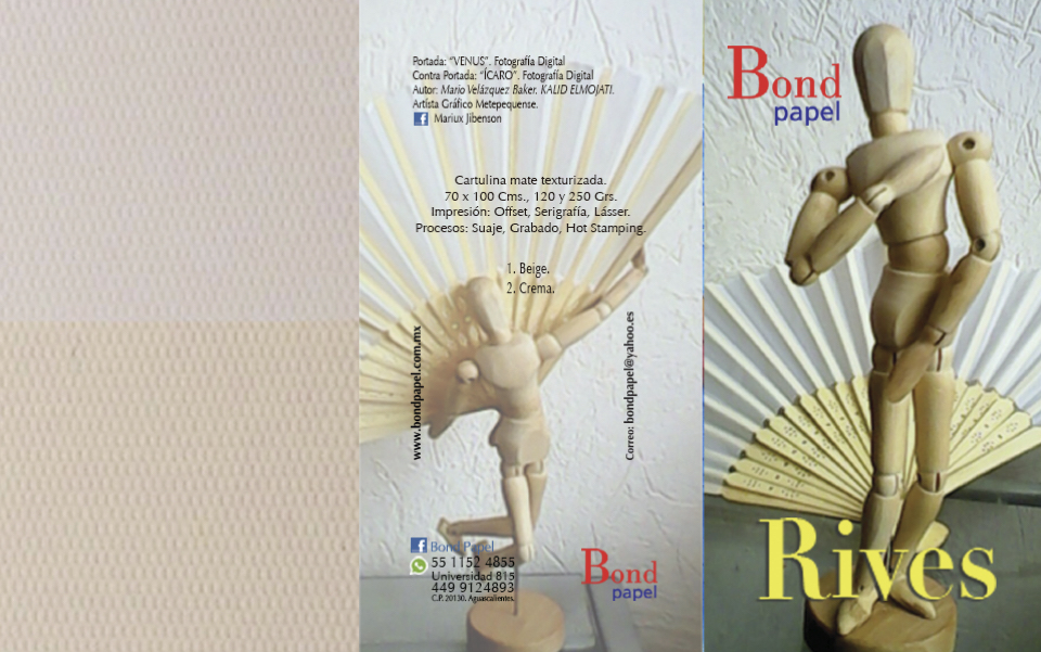 Papel y Cartulina Rives Bondpapel
