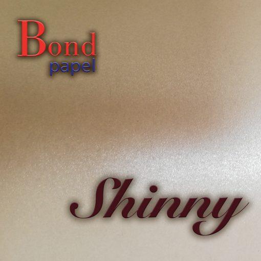 shinny Bond papel